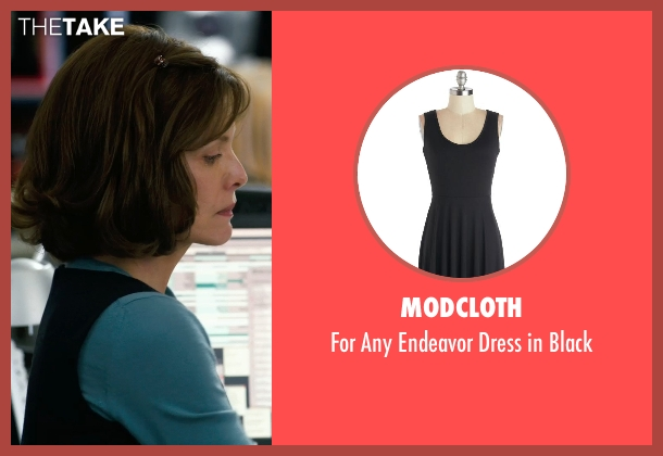ModCloth black black from New Year's Eve seen with Michelle Pfeiffer (Ingrid )