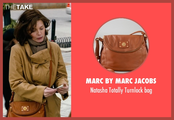 Marc by Marc Jacobs brown bag from New Year's Eve seen with Michelle Pfeiffer (Ingrid )