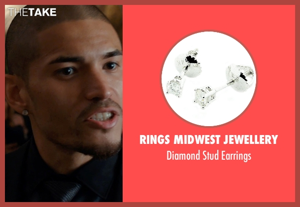 Rings Midwest Jewellery earrings from Southpaw seen with Miguel Gómez (Miguel Escobar)