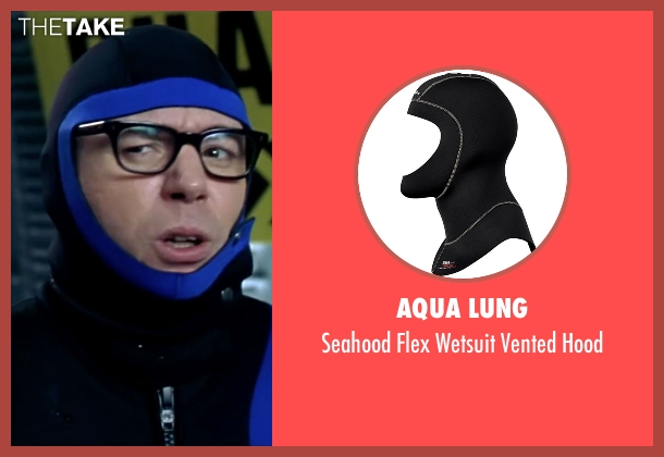 Aqua Lung hood from Austin Powers in Goldmember seen with Mike Myers (Austin Powers)