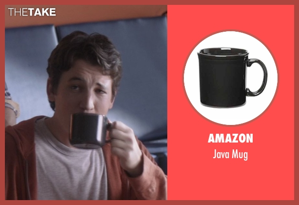 Amazon mug from That Awkward Moment seen with Miles Teller (Daniel)