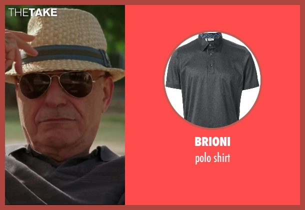 BRIONI gray shirt from Million Dollar Arm