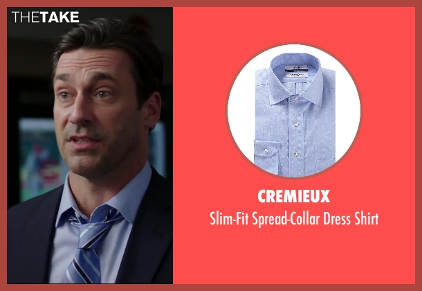 CREMIEUX purple shirt from Million Dollar Arm