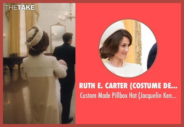 Ruth E. Carter (Costume Designer) hat from Lee Daniels' The Butler seen with Minka Kelly (Jacqueline Kennedy)