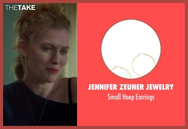 Jennifer Zeuner Jewelry gold earrings from If I Stay seen with Mireille Enos (Kat Hall)