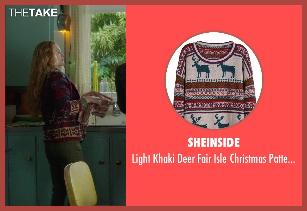 Sheinside sweater from If I Stay