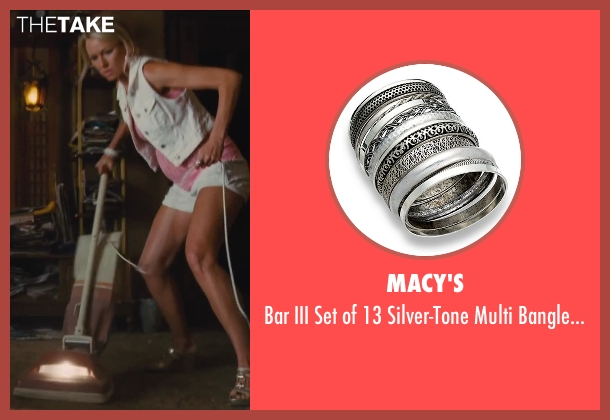 Macy's bracelets from St. Vincent seen with Naomi Watts (Daka)