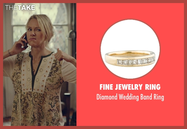 Fine Jewelry Ring gold ring from While We're Young seen with Naomi Watts (Cornelia)