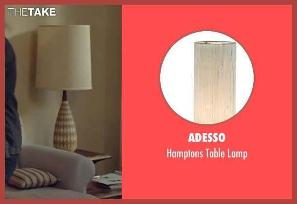Adesso lamp from While We're Young seen with Naomi Watts (Cornelia)