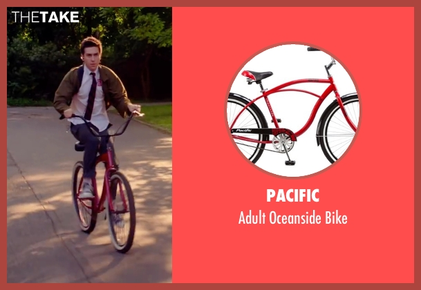 Pacific bike from Ashby seen with Nat Wolff (Ed Wallis)