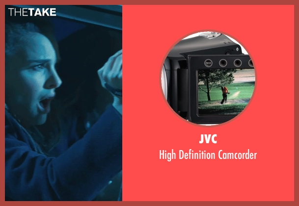 JVC camcorder from Thor seen with Natalie Portman (Jane Foster)