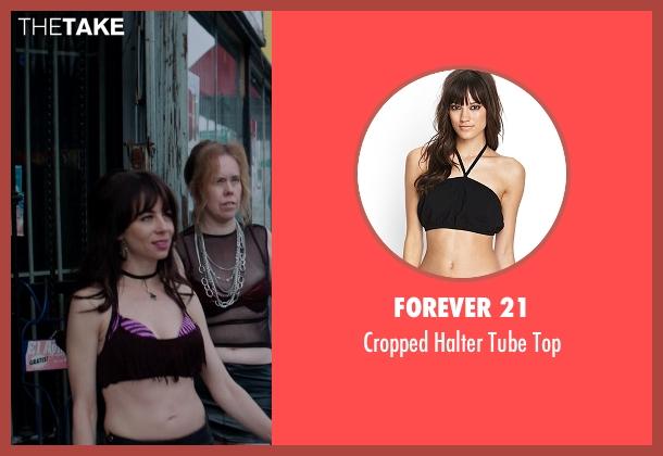 Forever 21 black top from Neighbors seen with Natasha Leggero (Prostitute)