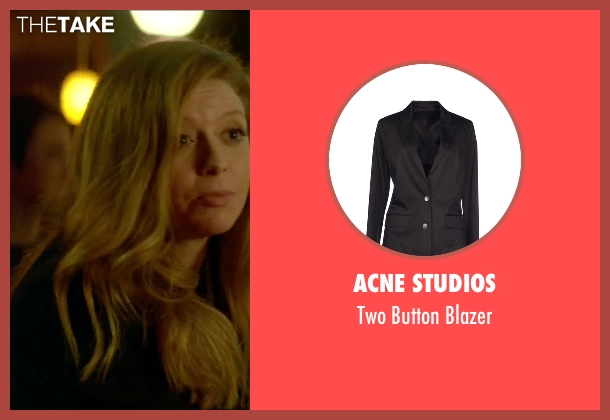 Acne Studios black blazer from Sleeping with Other People seen with Natasha Lyonne (Kara)