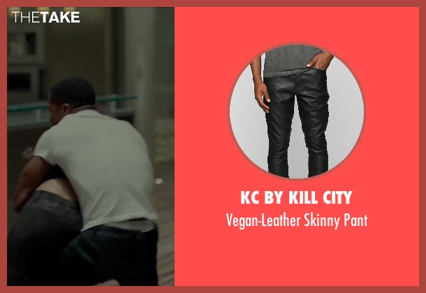 KC By Kill City black pant from Beyond the Lights seen with Nate Parker (Kaz Nicol)