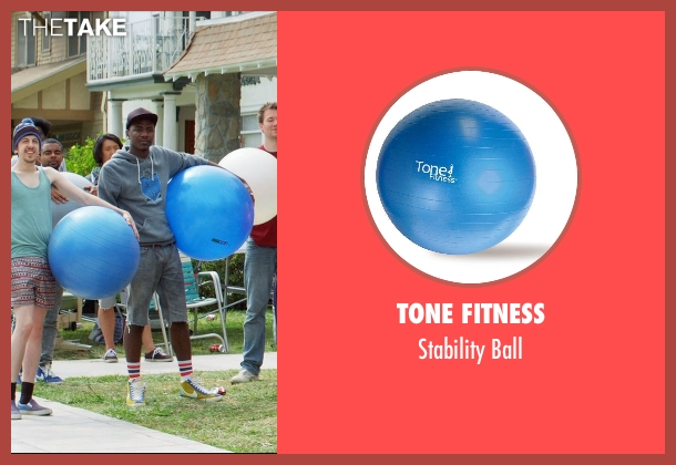 Tone Fitness ball from Neighbors