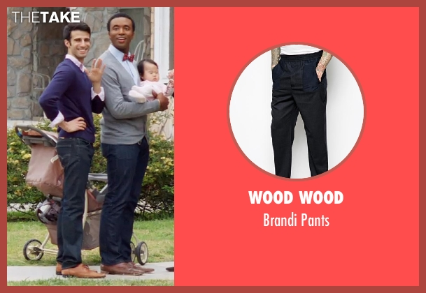 Wood Wood blue pants from Neighbors