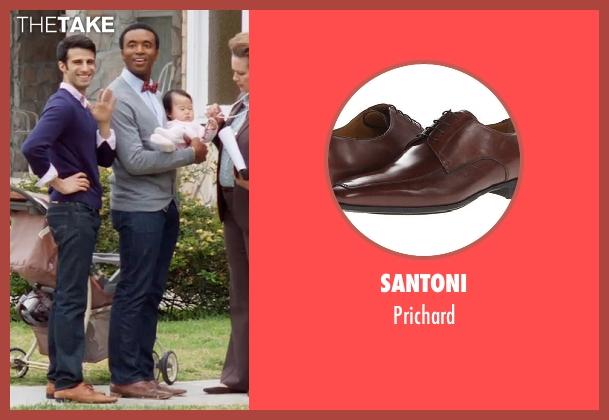 Santoni brown prichard from Neighbors