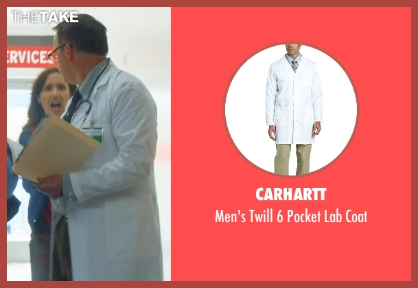 Carhartt coat from Neighbors