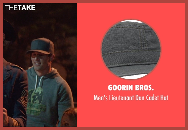 Goorin Bros. gray hat from Neighbors