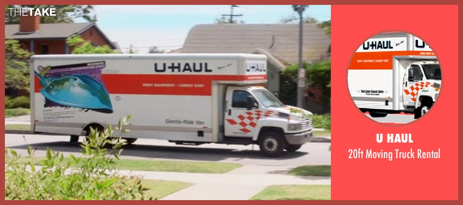 Rental Trucks For Moving >> U Haul 20ft Moving Truck Rental from Neighbors | TheTake