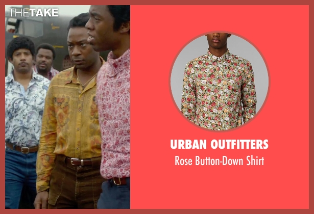 Urban Outfitters shirt from Get On Up seen with Nelsan Ellis (Bobby Byrd)