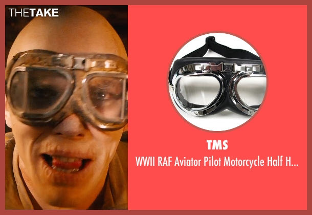 TMS goggles from Mad Max: Fury Road seen with Nicholas Hoult (Nux)