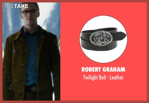 Robert Graham black leather from X-Men: Days of Future Past seen with Nicholas Hoult (Hank McCoy / Beast)