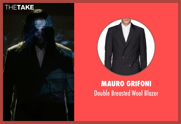 Mauro Grifoni black blazer from Sinister 2 seen with Nicholas King (Bughuul)