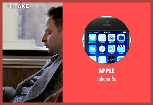 Apple 5s from Adult Beginners seen with Nick Kroll (Jake)
