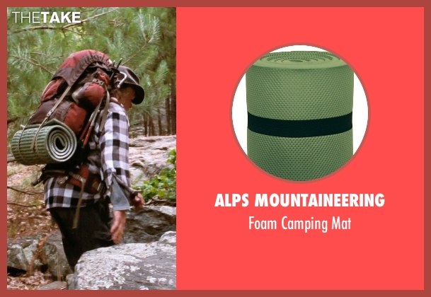 ALPS Mountaineering mat from A Walk in the Woods seen with Nick Nolte (Katz)