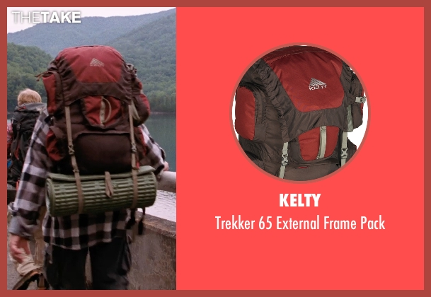 Kelty red pack from A Walk in the Woods seen with Nick Nolte (Katz)
