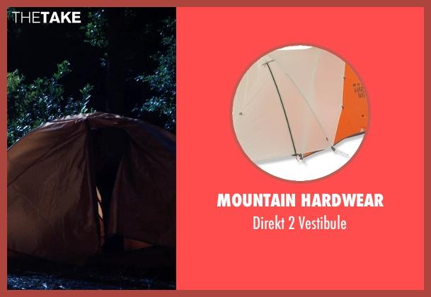 Mountain Hardwear vestibule from A Walk in the Woods seen with Nick Nolte (Katz)