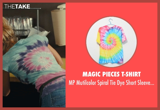 Magic Pieces T-Shirt shirt from Hall Pass seen with Nicky Whelan (Leigh)