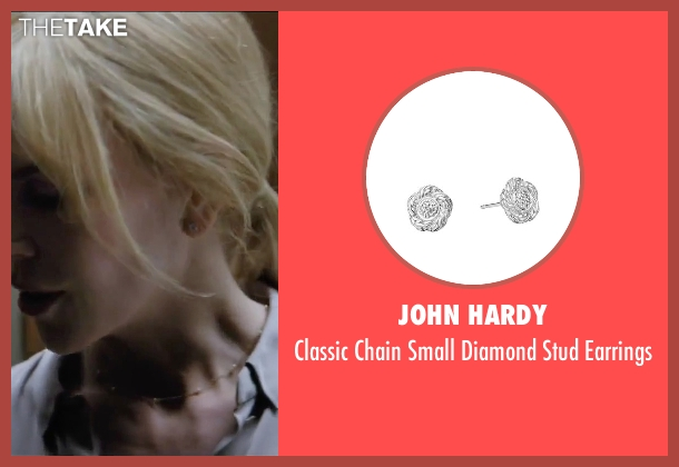 John Hardy silver earrings from Secret in Their Eyes seen with Nicole Kidman (Claire)