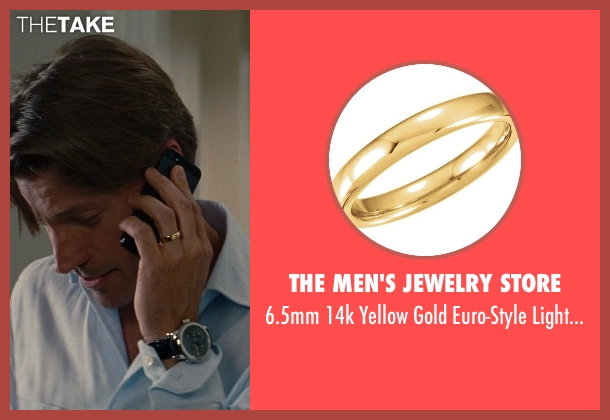 The Men's Jewelry Store band from The Other Woman seen with Nikolaj Coster-Waldau (Mark King)