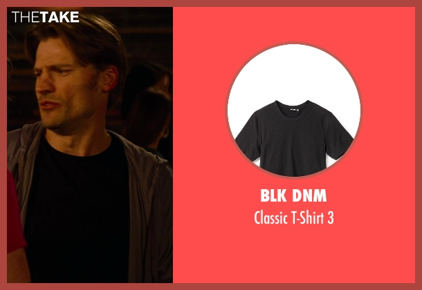 BLK DNM black 3 from The Other Woman seen with Nikolaj Coster-Waldau (Mark King)