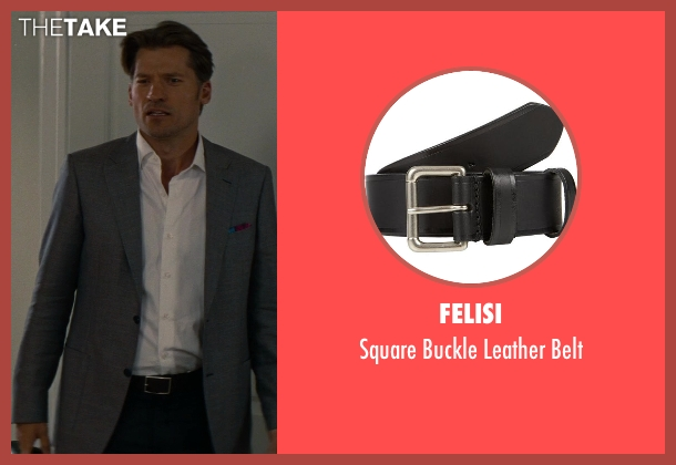 Felisi black belt from The Other Woman seen with Nikolaj Coster-Waldau (Mark King)