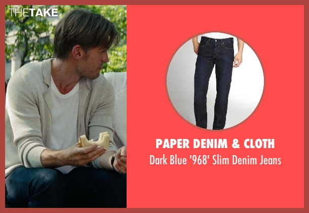 Paper Denim & Cloth blue jeans from The Other Woman seen with Nikolaj Coster-Waldau (Mark King)
