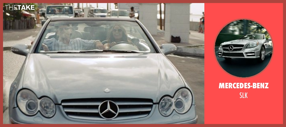 Mercedes-Benz slk from The Other Woman seen with Nikolaj Coster-Waldau (Mark King)