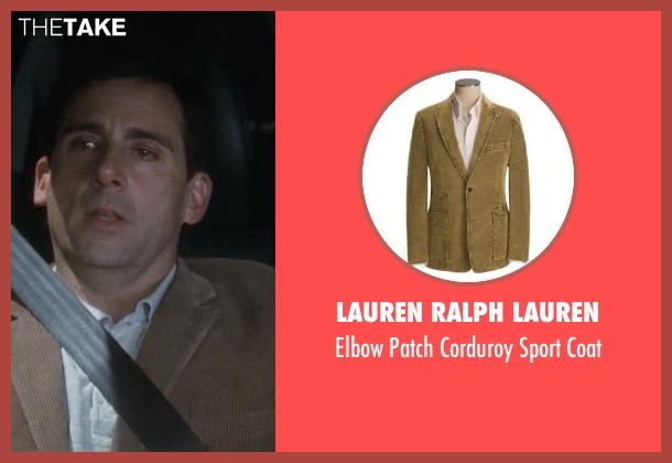 Lauren Ralph Lauren brown coat from Crazy, Stupid, Love. seen with No Actor