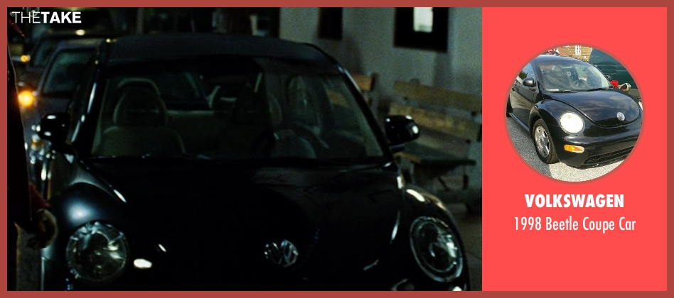Volkswagen car from Fight Club seen with Unknown Actor (Unknown Character)
