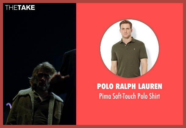 Polo Ralph Lauren green shirt from Fight Club seen with Unknown Actor (Unknown Character)