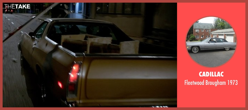 Cadillac 1973 from Horrible Bosses 2 seen with No Actor (Unknown Character)