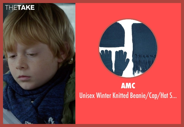 AMC blue gloves from If I Stay seen with Jakob Davies (Teddy Hall)