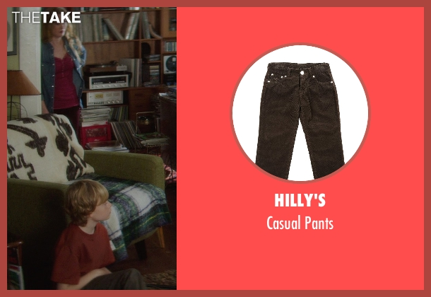 Hilly's brown pants from If I Stay seen with No Actor (Teddy Hall)