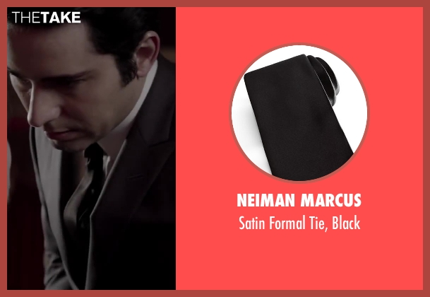 Neiman Marcus black black from Jersey Boys seen with No Actor (Frankie Valli)