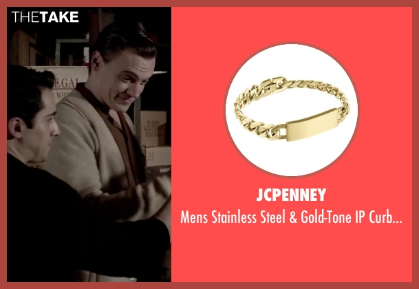 JCPENNEY bracele from Jersey Boys seen with No Actor (Frankie Valli)