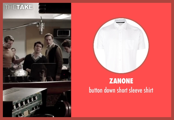 ZANONE white shirt from Jersey Boys seen with No Actor (Frankie Valli)