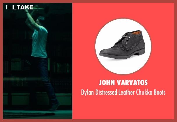 John Varvatos  black boots from John Wick seen with No Actor (John Wick)
