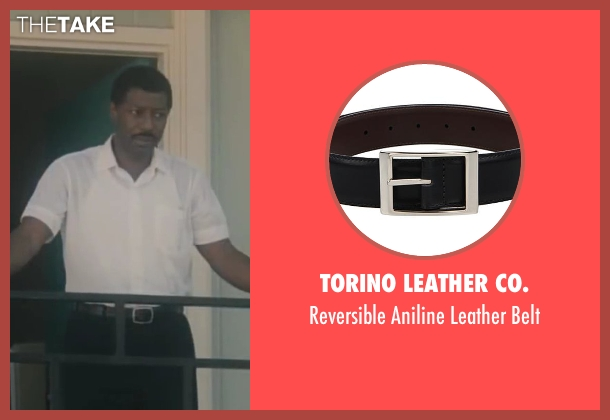 Torino Leather Co. brown belt from Lee Daniels' The Butler seen with No Actor (Unknown Character)